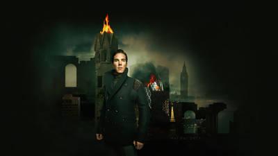 Benedict Cumberbatch Sauron1976 By Helfai On Deviantart