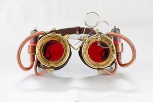 Ocular Ehancers by CraftedSteampunk