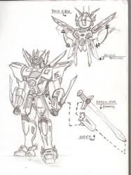 SOUL Gundam specification by soulgundam