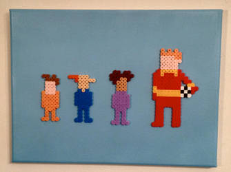 Home Movies by PixelArtShop