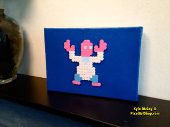 Zoidberg by PixelArtShop