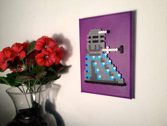 Dalek by PixelArtShop