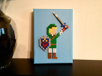 A Simple Link by PixelArtShop