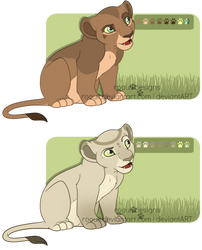 Cub Adoptables (CLOSED) by naturaee