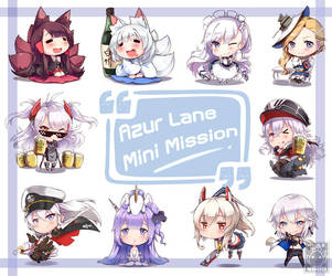 [CM] Azur Lane Mini Mission! by gainoob