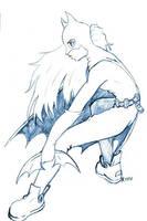 Batgirl by GSDavisArt