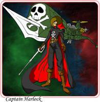 The MAN Harlock by GSDavisArt