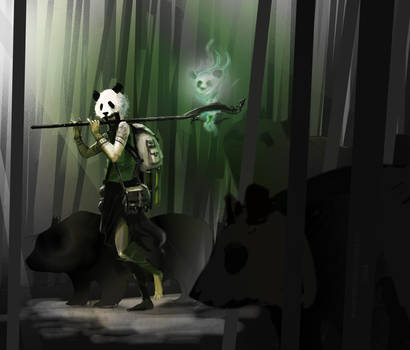 The Panda Guide by mariofernandes