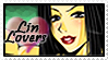 Lin Lovers Stamp by DV by vince3