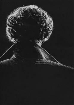 Benedict Cumberbatch as Sherlock Holmes IV by Ilojleen