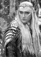 Thranduil the Elvenking (Lee Pace) by Ilojleen