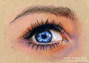 M'eye by Ilojleen