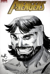 NYCC Herc by ReillyBrown