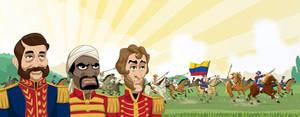 Batalla de Carabobo by alexmax