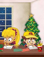 Carta de Navidad by alexmax