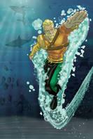 Aquaman by alexmax