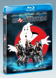Ghostbusters Custom Blu by alexmax