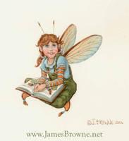 Book Household Fairy by yaamas