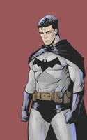 Bruce Wayne by PhilipSasko