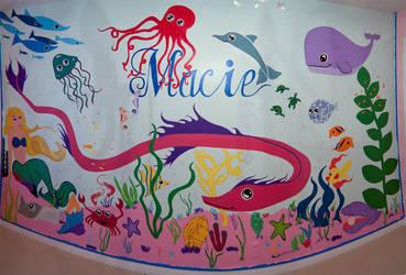 Macie's Mural by KassyOh