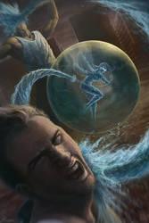 Awaken Destruction - Fairy water by PhanouArt