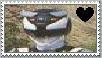 Black Bison Stamp by JCFanfics