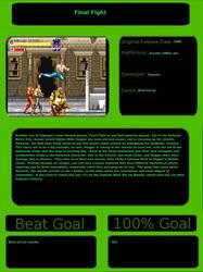1001 Videogames:  Final Fight by JCFanfics