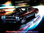 Dodge Challenger HEMI by Flameks