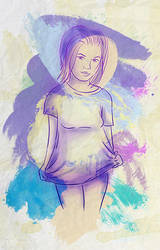 Julia Fiend by TemaKEKS
