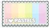 I Heart Pastel by NauticalSparrow