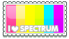 I Heart Spectrum by NauticalSparrow