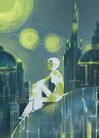 do robogirls dream? by k-do2