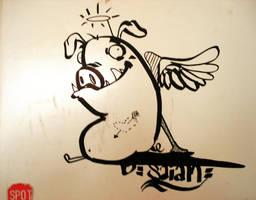 Insane in da PIG-brain by sai0ne