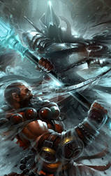 Diablo III-Reaper of souls by kimajussi
