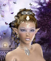 Fantasy Elf by sweetpoison67