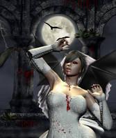 Vampire Bride by sweetpoison67