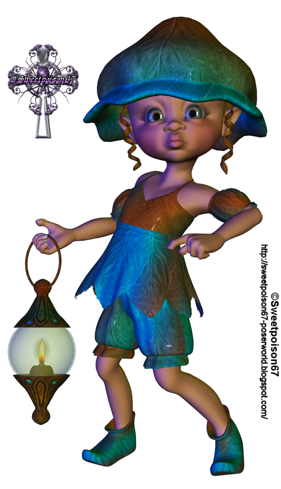 Tootie Elf by sweetpoison67