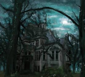 Tree House by cari