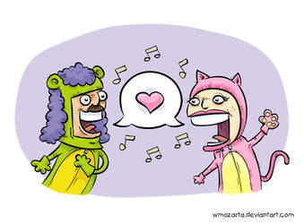Love song by WmozartA
