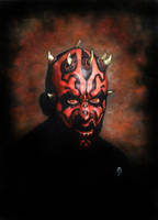 Darth Maul by Melanarus