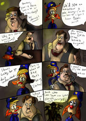Toon Town: The Rip Offs Page 3 by What-if-Writer