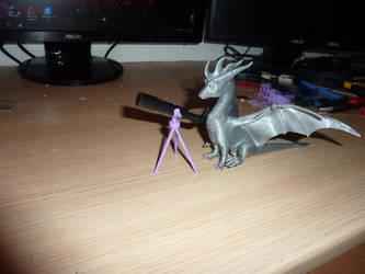 Skye watcher by DragonsTEQ