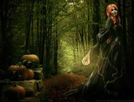 Halloween... by Eternal-Dream-Art