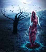 The sorceress by Eternal-Dream-Art