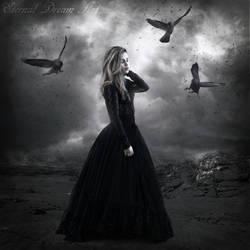 Melancolie Gothique by Eternal-Dream-Art