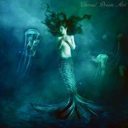 The Mermaid by Eternal-Dream-Art
