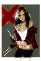 x-23 by La-h-i-n-a-y-u-m-e