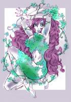 Poison Ivy #3 by La-h-i-n-a-y-u-m-e