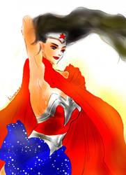 wonderwoman by La-h-i-n-a-y-u-m-e