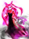 Sailor moon-Chibiusa Wicked Lady- by La-h-i-n-a-y-u-m-e